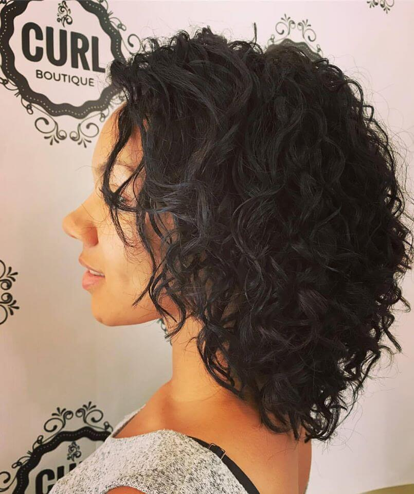 curl model relaxed curly hair (1)