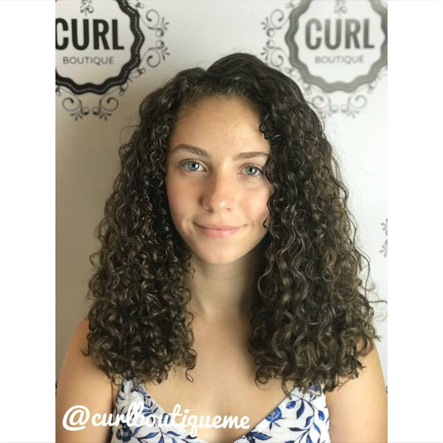 young teen curly hair cut (1)