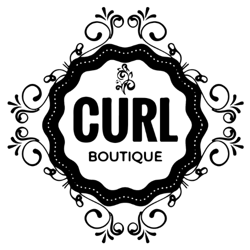 Curl Boutique black and white